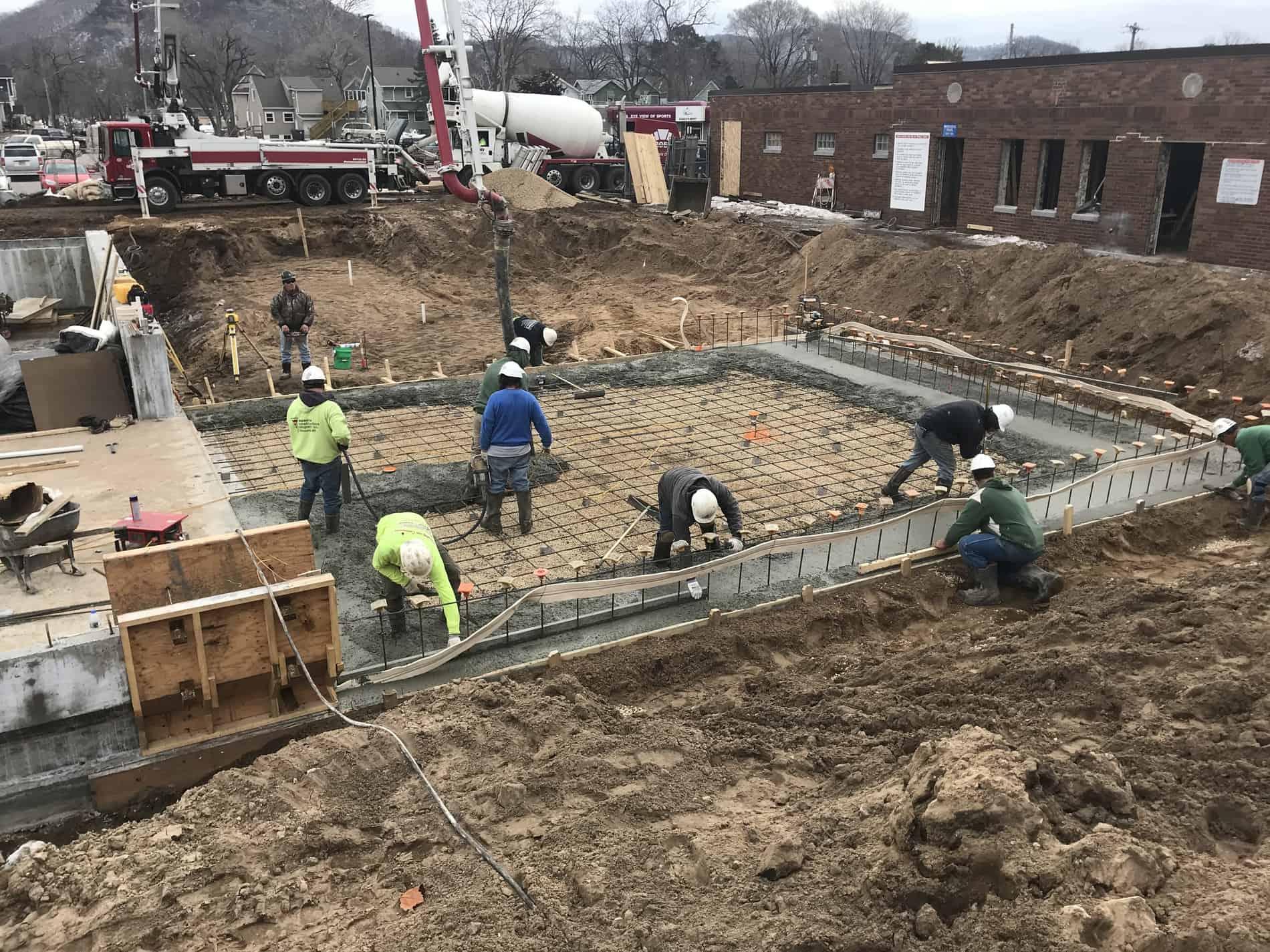 3-20-19 concrete pour2
