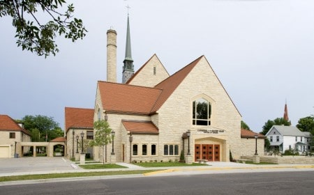Cathedral of the Sacred Heart Diocese of Winona
