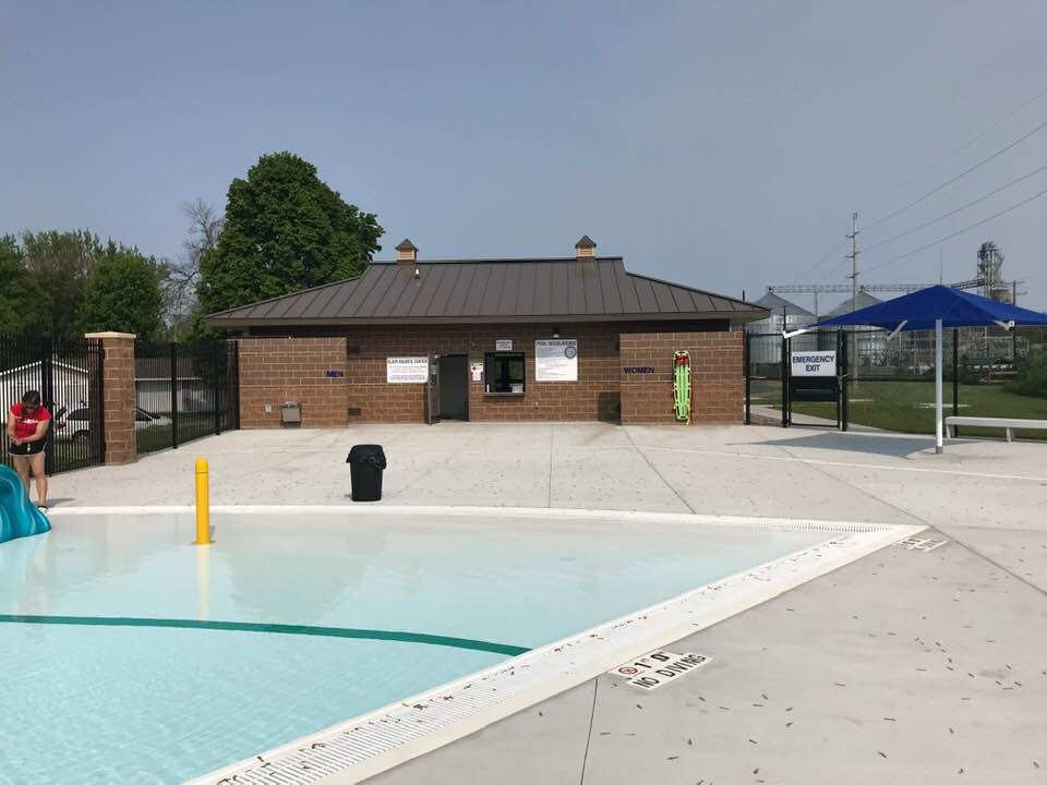 City of Blair Pool-9