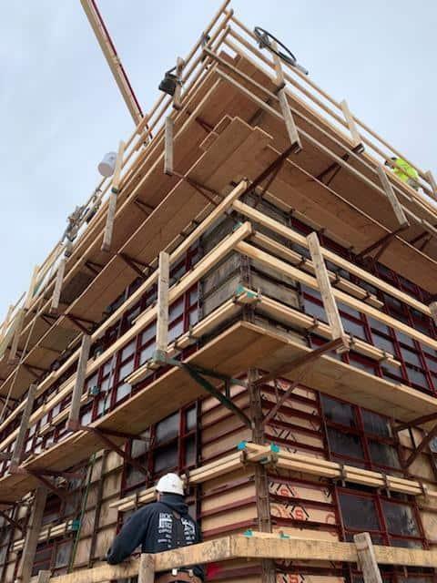 Lanesboro Concrete Pour 4-5-21-4