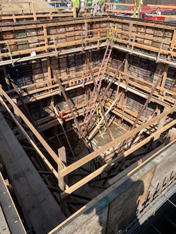 Lanesboro Concrete Pour 4-5-21-5